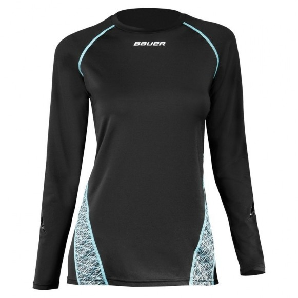 NG WOMEN'S LS BASE LAYER CREW