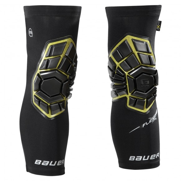ELITE PADDED GOALIE KNEE GUARD SR