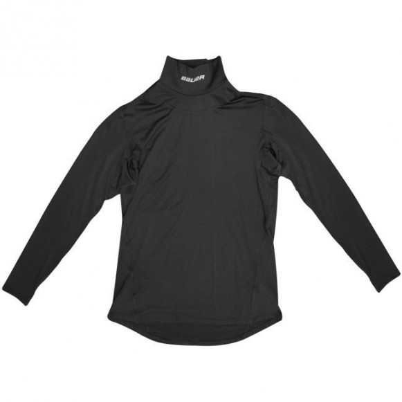 CORE LS WOMENS INTEGRATED NECK TOP