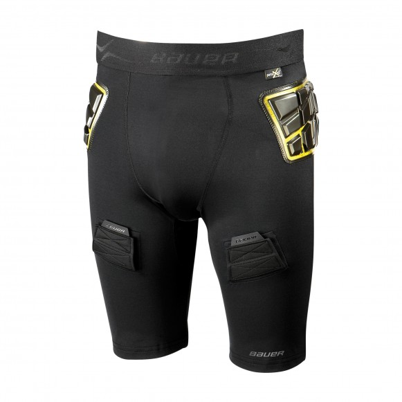 ELITE PADDED JOCK SHORT SR