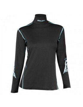 NG WOMEN'S INT. NECK LS TOP