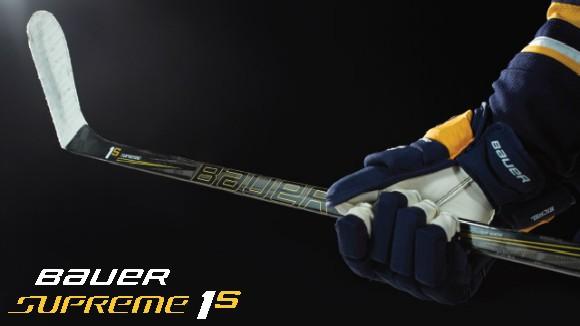 Старт продаж клюшки Bauer Supreme 1S