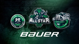 Bauer на Матче Звезд КХЛ 2017