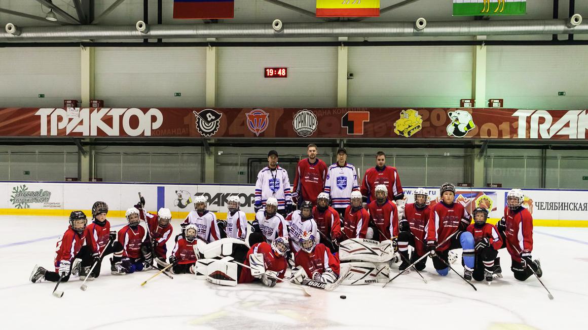 сухие тренировки для хоккеистов